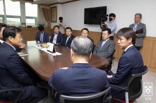 KFA, 개방형(학교형) 축구 클럽의 틀 확정!!