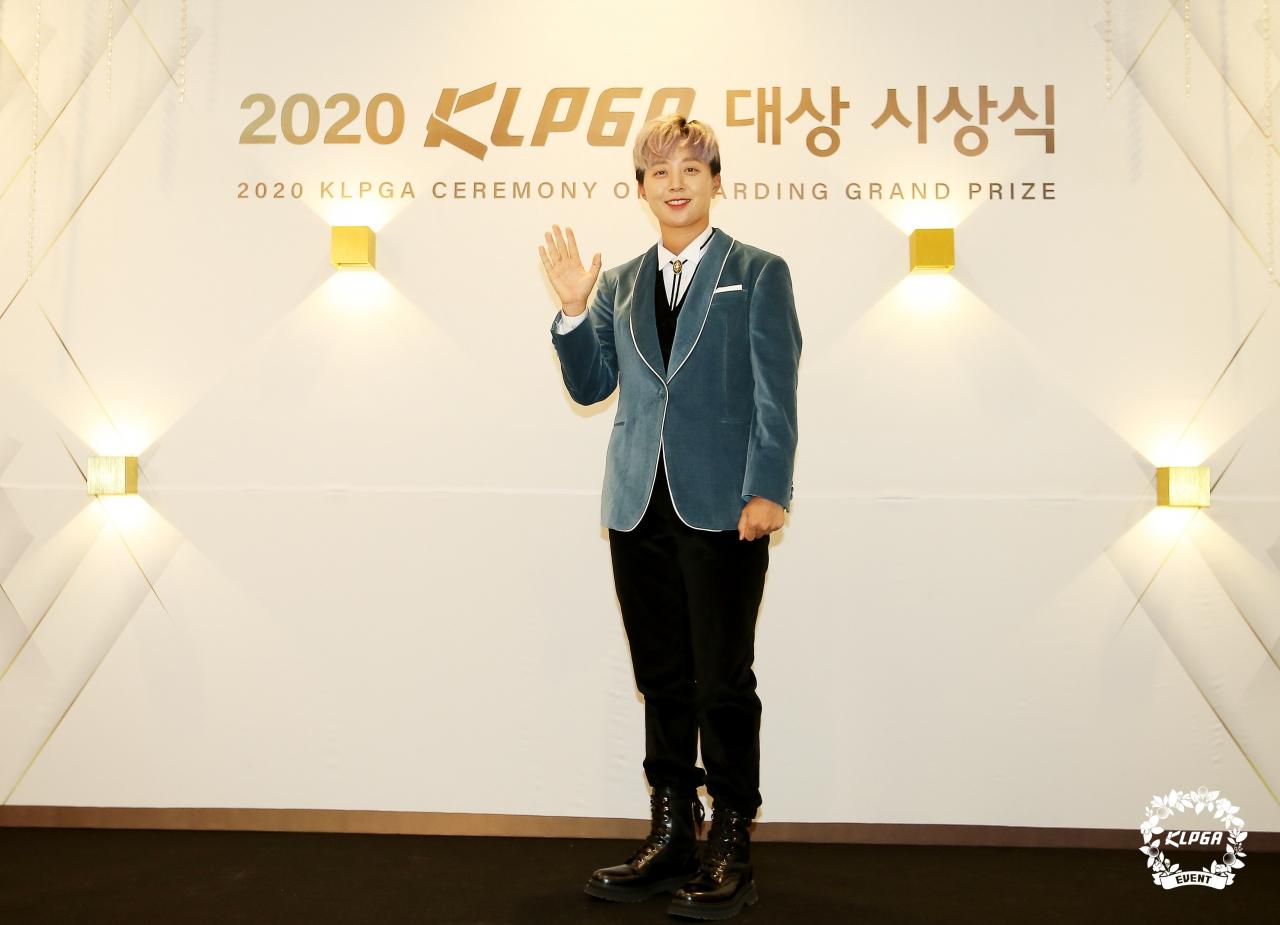 """KLPGA 인기상 수상자 김효주, """"은근히 승부욕도 생겼어요"""""""