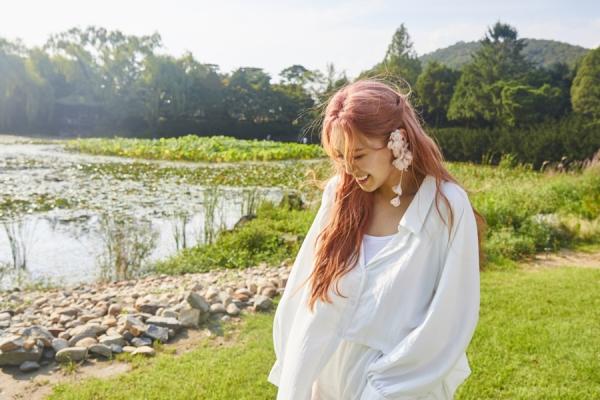 케이팝스타, 프로듀스101 출신...신인 가수 박소연 데뷔 음원 'Flower'발표